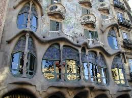 Gaudi house
